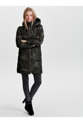 Only Mont Onledina Long Nylon Coat 15140793-MON