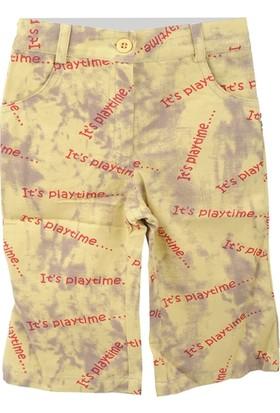 Zeyland Kız Çocuk Pantolon-Gal01-E