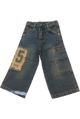 Zeyland Erkek Çocuk Denim Pantolon-Mes01-E