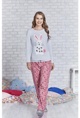 Rolypoly Bayan Pijama Takımı
