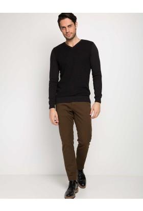 Pierre Cardin Erkek Dokuma Spor Pantolon
