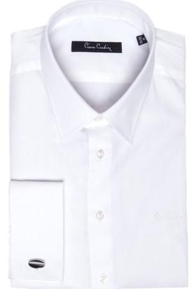 Pierre Cardin Erkek Dokuma Gömlek