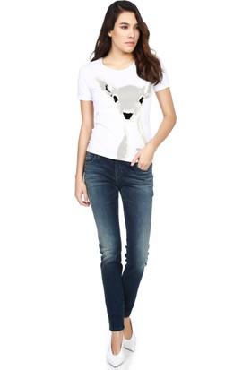 Armani Jeans Kadın T-Shirt