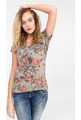 Ltb Haniga T/S Kadın T-Shirt