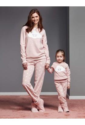 Catherine'S 1106 Uzun Kollu Kız Çocuk Pijama Takımı