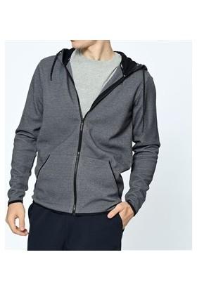Jack & Jones Sweat Jjtnordic Zip Hood 12123751-NVY