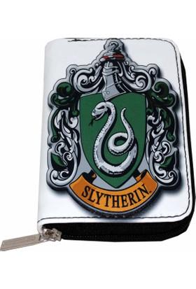 Modaroma Harry Potter Slytherin Uzun Cüzdan