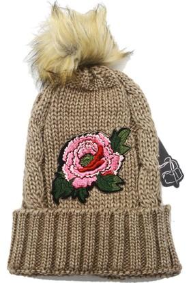 Kışlık Bere Bayan Örme Bere Şapka