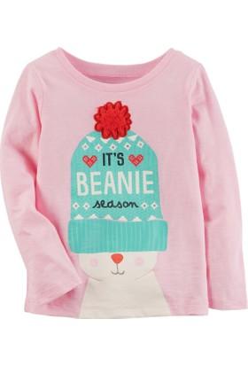 Carter's Kız Bebek Sweatshirt 235G922