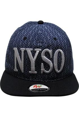 Laslusa Nyso Hip Hop Snapback Şapka