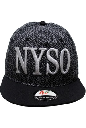 Laslusa New York Hip Hop Snapback Şapka