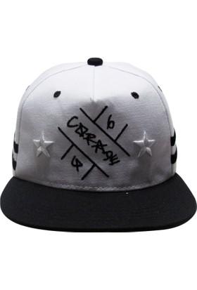 Laslusa Brooklyn 1947 Hip Hop Snapback Şapka