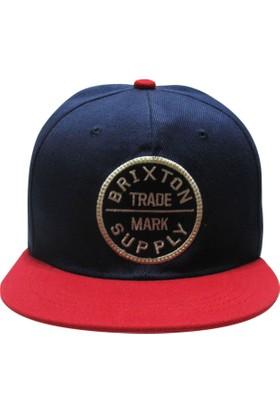 Laslusa Brixton Hip Hop Snapback Şapka