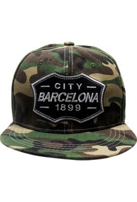 Laslusa City Amsterdam Hip Hop Snapback Şapka