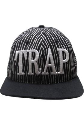 Laslusa Trap Hip Hop Snapback Şapka