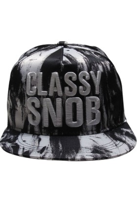 Laslusa Glassy Snob Hip Hop Snapback Şapka