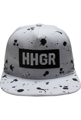 Laslusa Hhgr Hip Hop Snapback Şapka