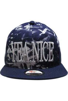 Laslusa Yea Nice Hip Hop Snapback Şapka