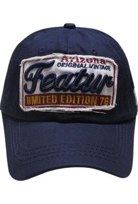 Laslusa Featur Arizona Beyzbol Cap Şapka