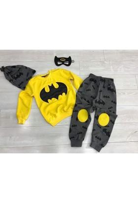 Ek Bebek Batman Eşofman Takımı