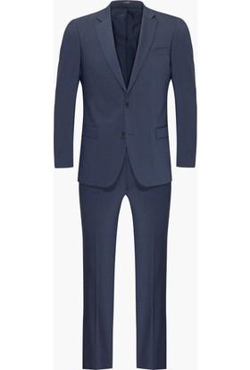 Hateko Altınyıldız Kırışmayan Yıkanabilen Bazalt Gri Takım Elbise