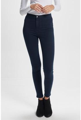 Vena Merry Jegging Blue Black Denim Pantolon Siyah