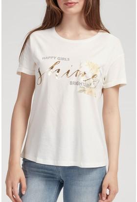Vena Shine T-Shirt Beyaz 1402806