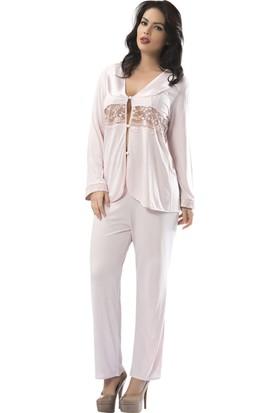 Sistina Gelin Çeyiz Seti Penye Pijama