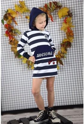 Rg Kids Store Hi Awesome Kız Çocuk Elbise