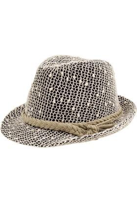 Bay Şapkacı Bayan Dantelli Fört