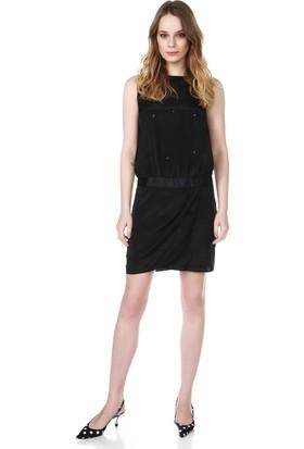 Armani Jeans Kadın Elbise Siyah Z5A09 UM