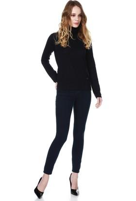 Armani Jeans Kadın Pantolon Mavi 3Y5J20 5DXJZ