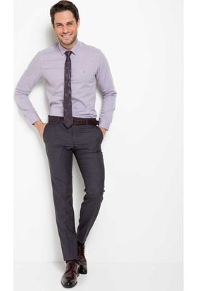 Cacharel Erkek Gömlek Uzun Kol Pembe