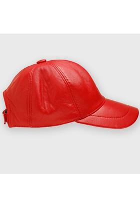 Sanal Bolluk Erkek Deri Şapka Unisex