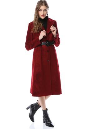 Dewberry Z6408 Kadın Palto