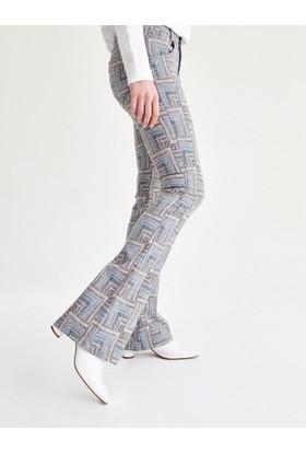 Jimmy Key Doranoda Kadın Pantolon JKSZF2104113