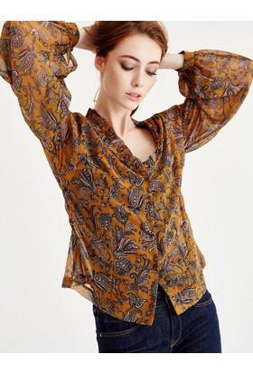 Jimmy Key Heriya Kadın Gömlek JKSZF2205023