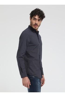 Loft Desenli Erkek Gömlek 2015376