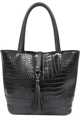 Gön Kadın Çanta Siyah B0579