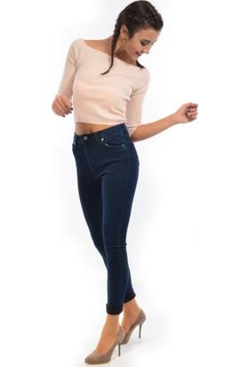 Starlife Kadın Dar Paça Kot Pantolon 1438