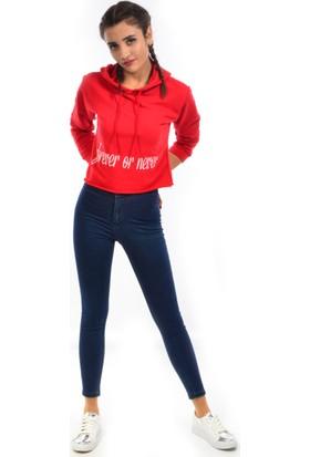 Starlife Kadın Dar Paça Kot Pantolon 1444