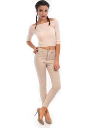 Starlife Kadın Dar Paça Pantolon 1445