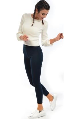 Starlife Kadın Keten Pantolon 1438