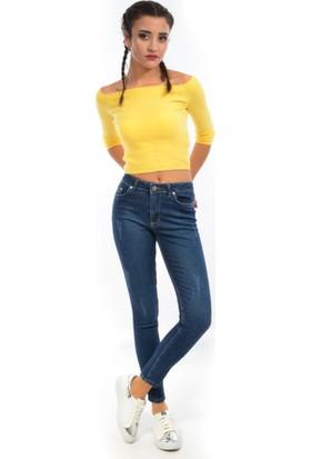 Starlife Kadın Kot Pantolon 1451