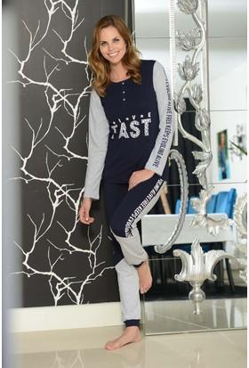 Shirly Bayan Spor Pijama Takımı