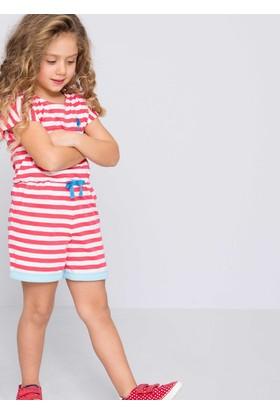 U.S. Polo Assn. Vugar Kız Çocuk Örme Elbise