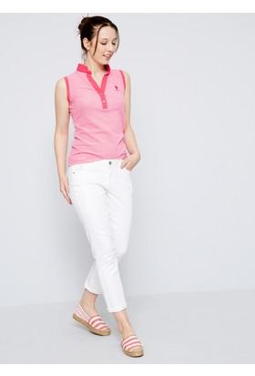 U.S. Polo Assn. Kadın Cenkit T-Shirt