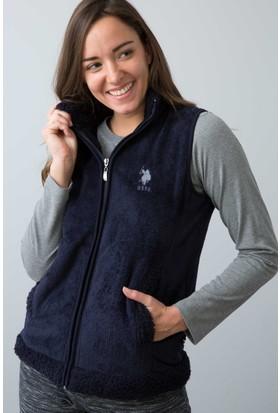 U.S. Polo Assn. Kadın 15933P Pijama Lacivert