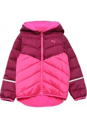 Puma Infant Padded Jacket Fuchsia Purple-Mage 838699 24
