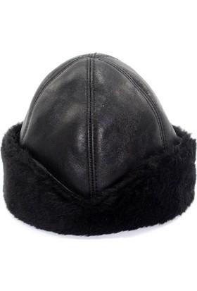 Pyz Moda Diriliş Ertuğrul Deri Börk Şapka